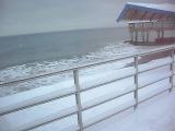 Снег в Гурзуфе.День третий. 31 января 2012