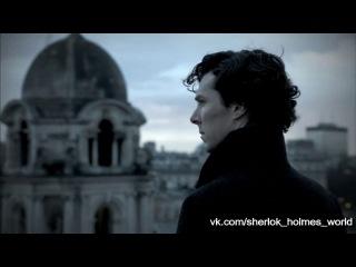 Шерлок/Sherlock - второй тизер 3 сезона