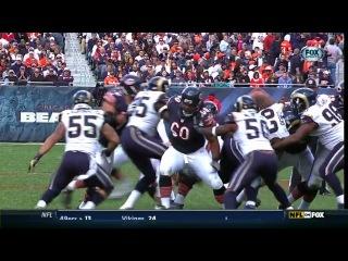 NFL 2012-2013 / Week 3 / 23.09.2012 / St. Louis Rams vs. Chicago Bears / 2nd half