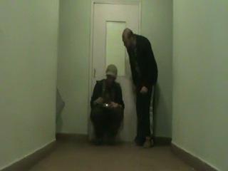Подъезд.На видео присутствуют: Игорь Сергеевич, Вахтанг Каландадзе