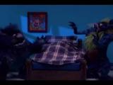 Робоцып- Одеяло спасает от монстров