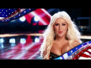 Tribute to the Troops 2011: Christina Aguilera