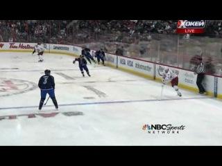 2012 NHL All-Star Game. Команда Хары - Команда Альфредсона (29.01.2012)