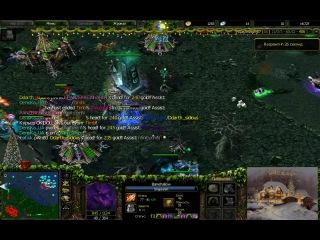 Dota VOD Вод по Доте WHS vs PANZER argh League GAME 1