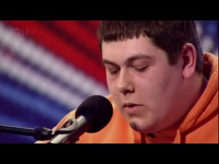 Michael Collings Britain's Got Talent -