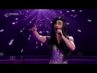 Conchita Wurst - That's What I Am (Австрия, финал)