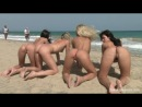 Anneli (Pinky June), Claudie, Eveline, Tess - On The Beach - Fuerte 2012 -
