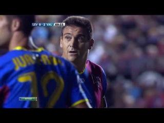 11 тур Леванте - Валенсия Запись матча 2-й тайм