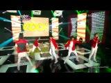 120615 - VIXX - Super hero @ Music Bank