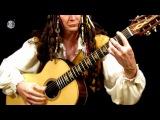 Пираты Карибского Моря. Игра на гитаре.