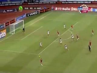 Кубок африканских наций 2012 / Групповой этап / Группа С / 3-й тур / Нигер - Марокко / Eurosport2