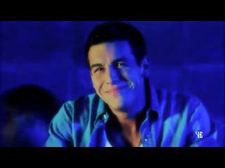 Марио Касас- улыбка...