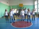 Танец нашего класса(11А) на Осеннем балу