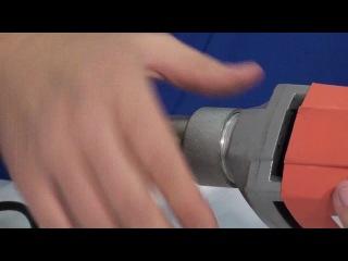 Ручной глубинный вибратор - подготовка к работе.