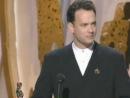 """1995 Том Хэнкс выиграл Оскар за Лучшую мужскую роль в фильме """"Форрест Гамп"""""""