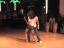 Ataca & La Alemana - самая лучшая пара в танце стиля Bachata