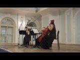 И. К. Бах Квартет си-бемоль мажор для флейты, скрипки, альта и виолончели, соч. 8 № 6 (1772). Партия флейты исполняется на гобое. Квартет «Unda maris»
