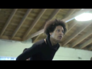 Larry and Laurent teaching a class at City Dance Studios in San Francisco