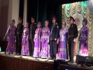 Міський святковий концерт до Дня захисника Вітчизни (Часть 8)