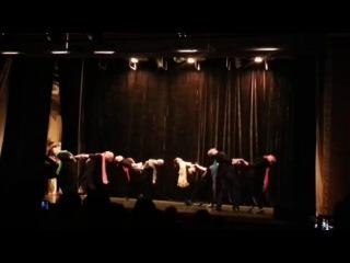 Танцующие под дождем постановка Я.В.Прыжанковой