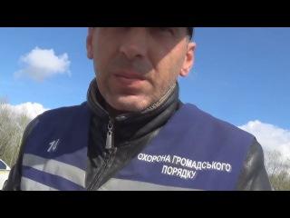 Журналист ДК Виталий Косенко и