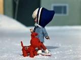 Варежка (1967) ♥ Добрые советские мультфильмы ♥