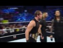 [Dean Ambrose Official Fan - Page] WWE Friday Night SmackDown 31.01.2014 - The Shield segment