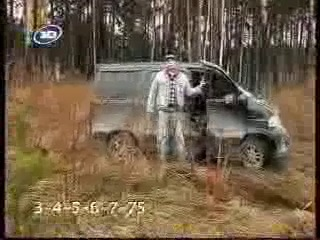 Автомобиль Daihatsu Atrai (Дайхатсу Атрай). Видео тест-драйв