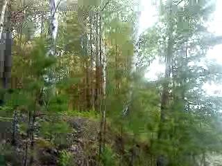 Прыжок Андрея с Лесной скалы 2K13