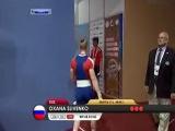 Тяжелая атлетика. Чемпионат Европы 2012. Женщины до 69кг.