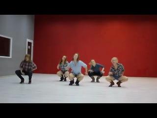 Kelis - Aww Shit jazz-funk choreography by Angela Karaseva - Dance Centre Myway
