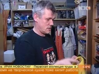 100 ТВ - Театр Комик-Трест - Вадиму Фиссону 50 лет! (17.01.2012)