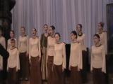 Женский академический хор студенток ф-та музыки  ПГПУ (14 декабря 2011г.)