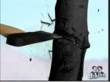 Kill the Happy Christmas tree.mp4