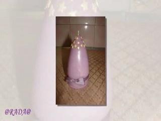 Ароматизированные свечи. Ручная работа Ольги Беккер.