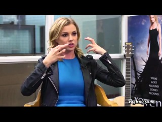 Off the Cuff: Emily VanCamp on Embracing Her Dark Side on '