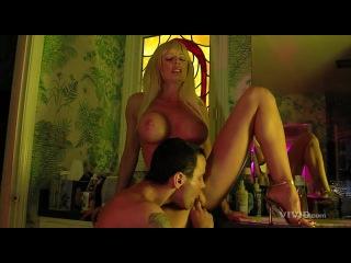 Holly sampson - savanna samson is the masseuse