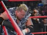 WCW NITRO 13.03.2000 - Титаны Рестлинга на канале ТНТ / Николай Фоменко