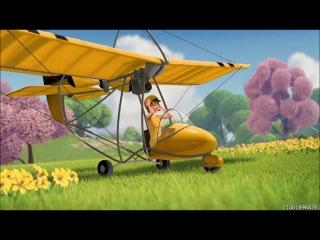 Би муви: Медовый заговор. Пчелиные фантазии