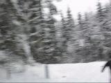 Лыжню уступите парню=).....