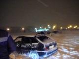 Дрифт на запасном колесе (29.02.2012) 0:50