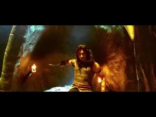 Жил был воин/ Anaganaga.O.Dheerudu (2011) Часть 2