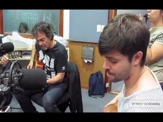 """Roco, студийная запись """"pasaran anos"""", 10.05.13"""