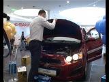 Презентация Chevrolet Aveo и Chevrolet Cruze HB