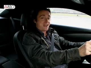 Программа TopGear (Top Gear): сравнительный тест Porshe, Maserati, Aston Martin & Chevrolet Camaro — part 5