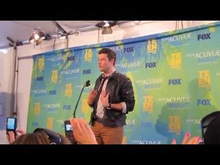 Talks Glee 3D Movie