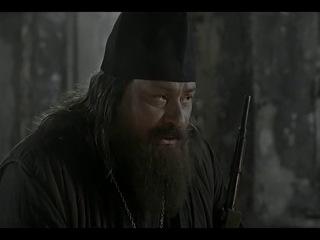 Актер Дмитрий Назаров. Настоящий русский священник. Фрагмент х/ф