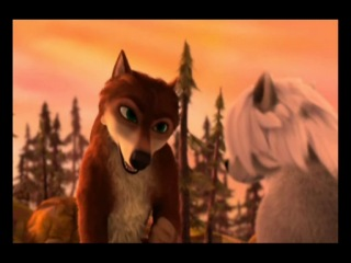 Альфа и Омега - Прикольный Клип(мой видеоклип)