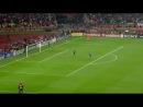Великий финал Лиги Чемпионов 2008: серия пенальти