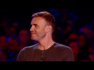 Jahmene Douglas  - Etta James At Last- The X Factor UK 2012